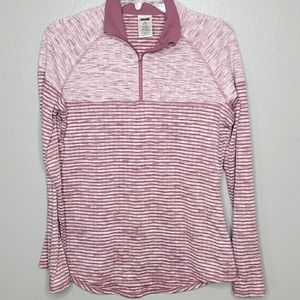 4/$25 SALE! Avia pink space dye top M